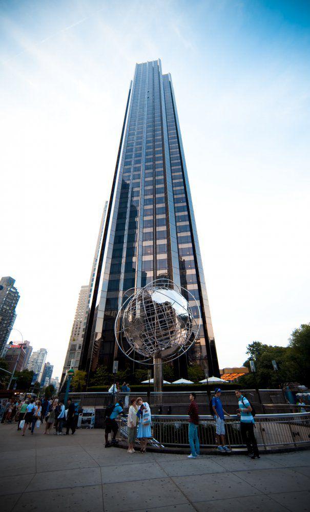 Trump Tower 5th Avenue P 229 Manhattan Sev 228 Rdheter