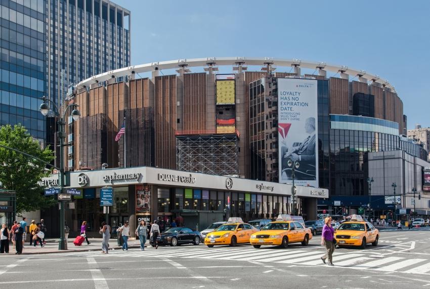 Madison Square Garden En Av V Rldens Mest K Nda Arenor Sev Rdheter
