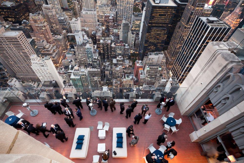 Superieur New York Portalen