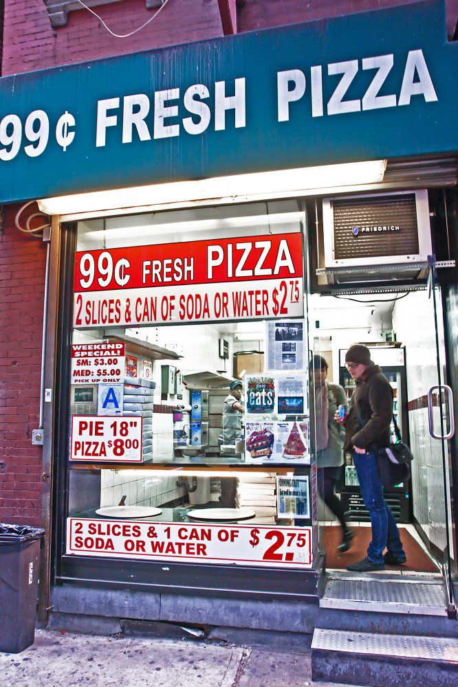 handla billigt i new york